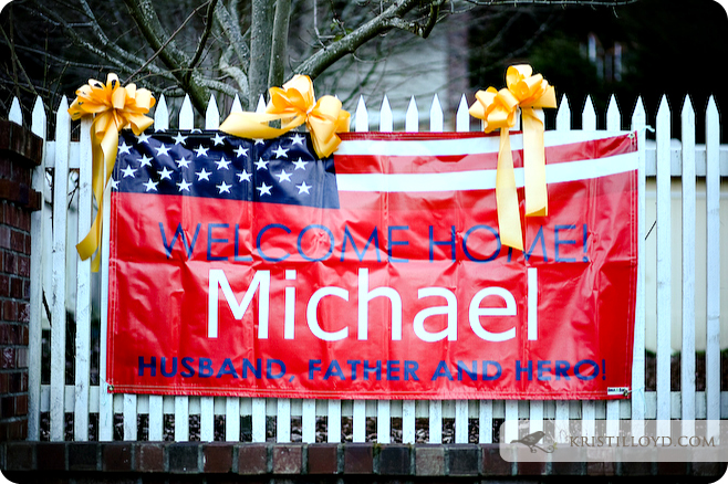 Operation Love Reunited_Michael's Homecoming