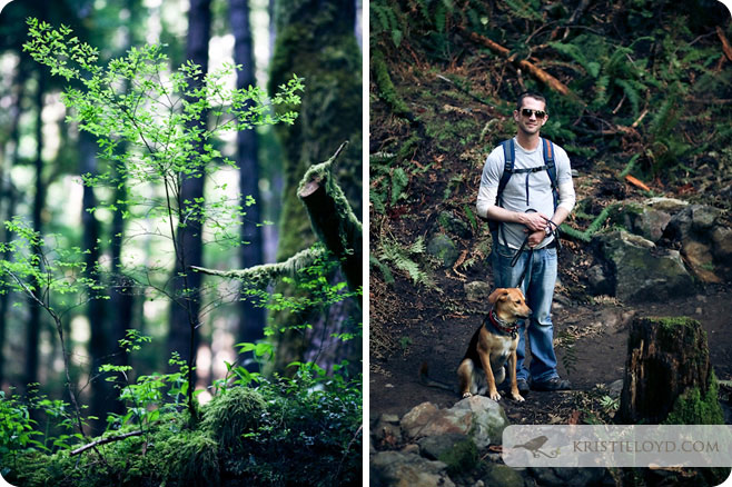 Hiking at Little Si and shopping at Pike Place Market