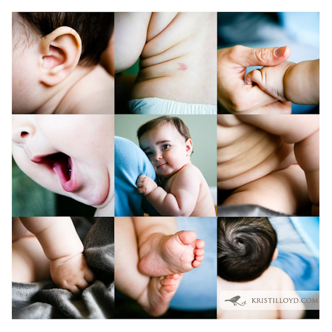 Isabella's Baby Shoot