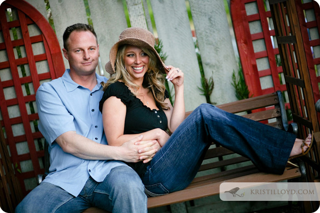 Andrea and Bill's Tacoma Engagement Session