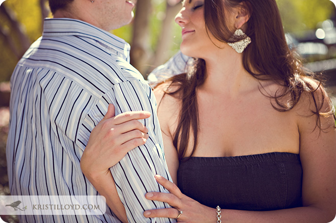Camille & Dusty's Boise Engagement Session
