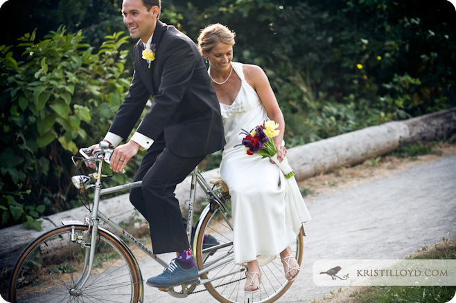 Kim & Dan's Golden Gardens Wedding