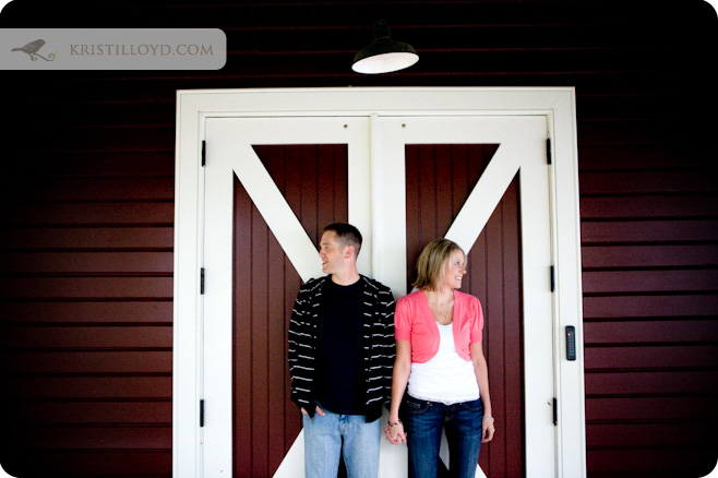 Shannon & Rick's Snoqualmie Engagement Session