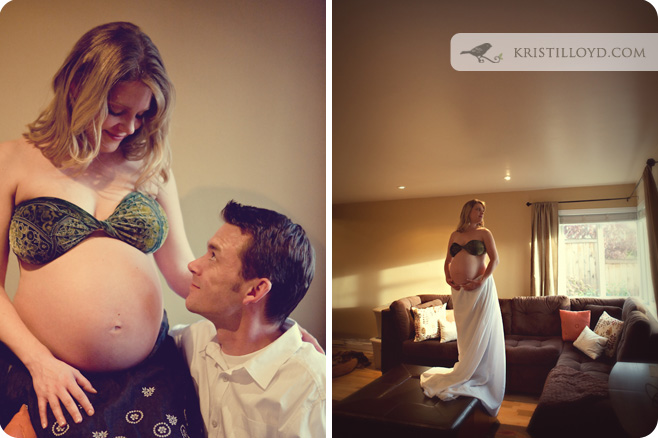 Monica & Victor's Maternity Session