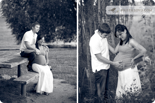 Alicia & Josh's Maternity Session