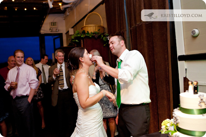 Genevieve and Josh's Skansonia Wedding