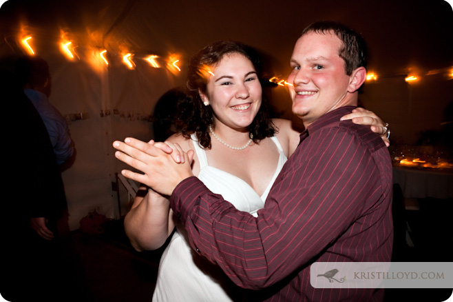 Mandi and Adam's Guemes Island Wedding